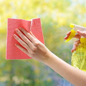 Отмыть грунтовку со стекла или плитки своими руками